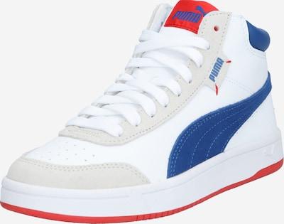 Sneaker alta 'Court Legend' PUMA di colore nudo / blu / bianco, Visualizzazione prodotti