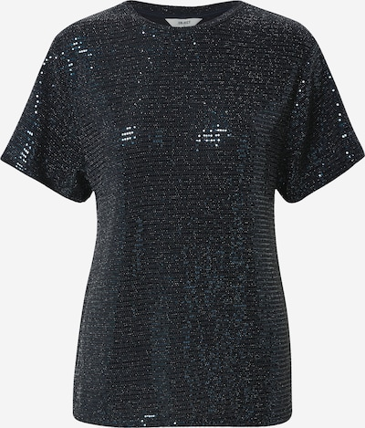 Tricou OBJECT pe negru, Vizualizare produs