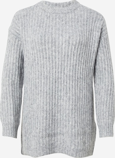 ONLY Jersey 'NEW CHUNKY' en gris moteado, Vista del producto