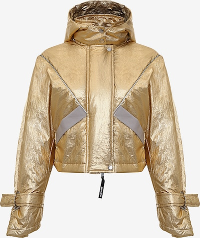 Monosuit Jacke 'STARDUSTER-GLAM' in gold, Produktansicht
