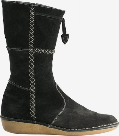 SIOUX Dress Boots in 41 in Black / White, Item view