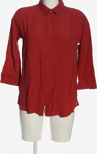 Part Two Hemd-Bluse in XS in rot, Produktansicht