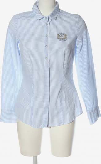 L'Argentina Langarmhemd in S in blau / weiß, Produktansicht