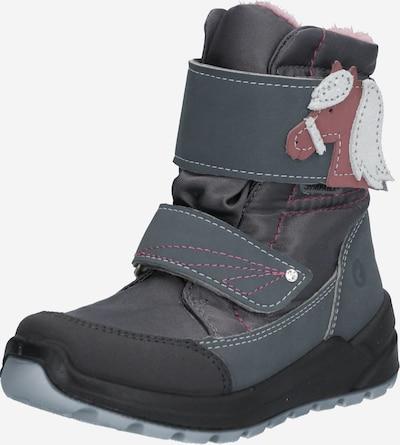 RICOSTA Snow boots 'GAREI' in Beige / Grey / White, Item view