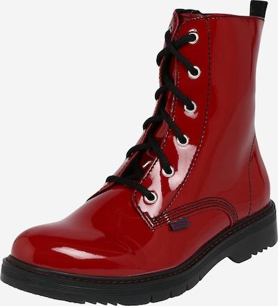 RICHTER Škornji | ognjeno rdeča barva, Prikaz izdelka