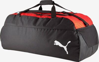 PUMA Tasche in hellrot / schwarz, Produktansicht