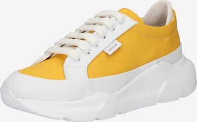 Greyderlab Platform trainers in yellow gold / White, Item view