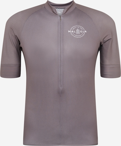 Maloja Camiseta funcional 'Kratzdiste' en taupe, Vista del producto
