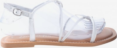 NEW LOOK Sandals & High-Heeled Sandals in 37 in White, Item view