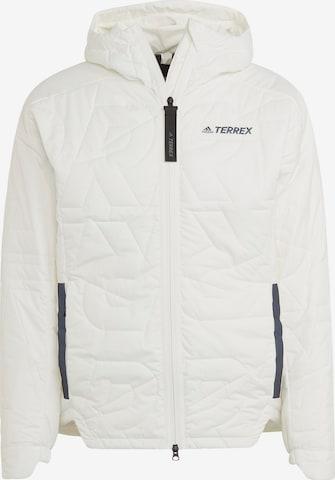 adidas Terrex Outdoorjas in Wit