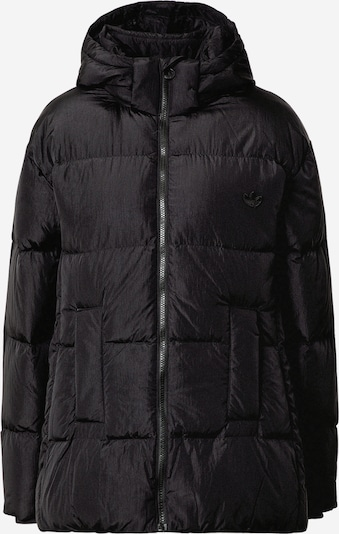 ADIDAS ORIGINALS Winterjas 'DOWN PUFFER' in de kleur Zwart, Productweergave