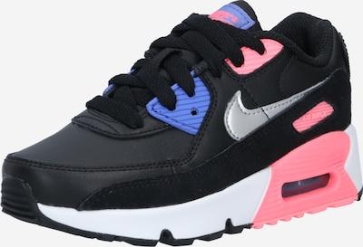 Nike Sportswear Sneaker in grau / lila / pink / schwarz, Produktansicht