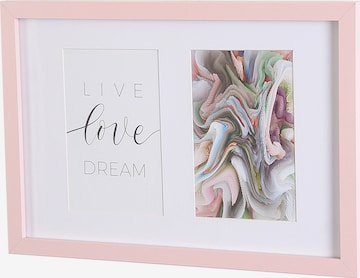 Tawo Picture Frame in Pink