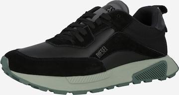 DIESEL Sneaker in Schwarz