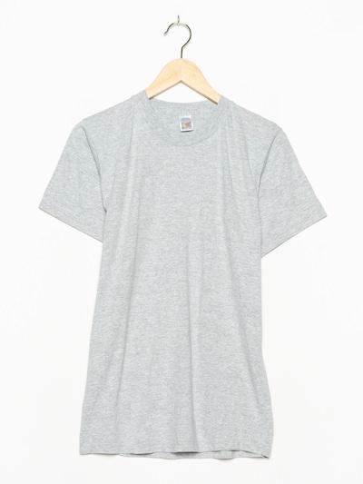 FRUIT OF THE LOOM T-Shirt in S in graumeliert, Produktansicht