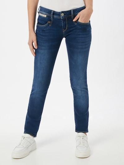 Herrlicher Jeans 'Piper' in blau / blue denim, Modelansicht