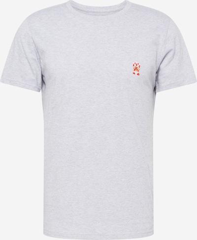 DEDICATED. Majica 'Stockholm Toad' u siva melange, Pregled proizvoda