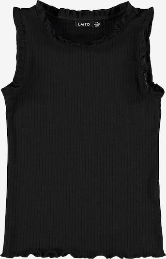 LMTD Top 'NUNNE' in schwarz, Produktansicht