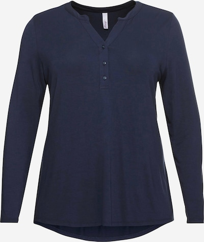 SHEEGO Shirt in marine, Produktansicht