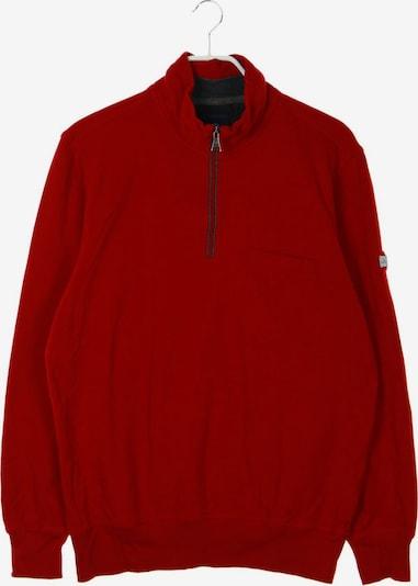 PIERRE CARDIN Sweatshirt in M in rot, Produktansicht