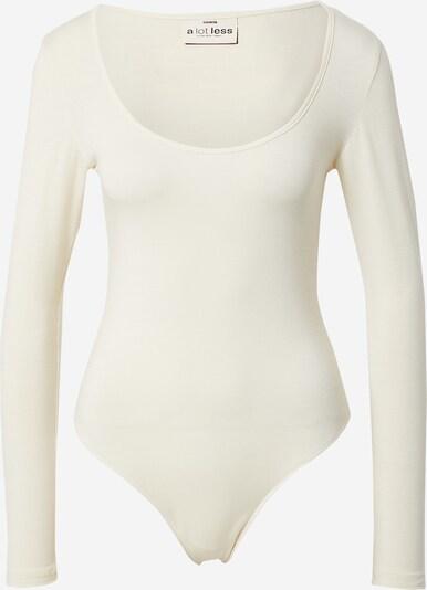A LOT LESS Tričko - biela, Produkt