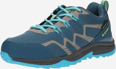 HI-TEC Chaussure basse en bleu pastel / marron, Vue avec produit