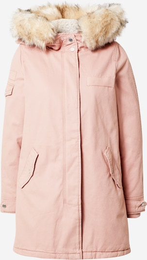 ONLY Parka 'May Life' in beige / rosa, Produktansicht