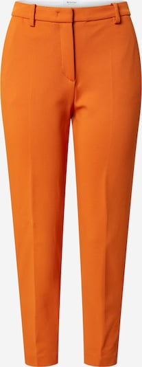 Rich & Royal Pantalon à plis en orange, Vue avec produit