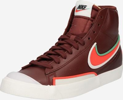 Nike Sportswear Baskets hautes '77 Infinite' en bronze, Vue avec produit