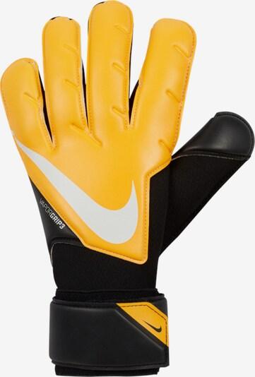 NIKE Torwarthandschuh 'Vapor Grip 3' in orange / schwarz / weiß, Produktansicht