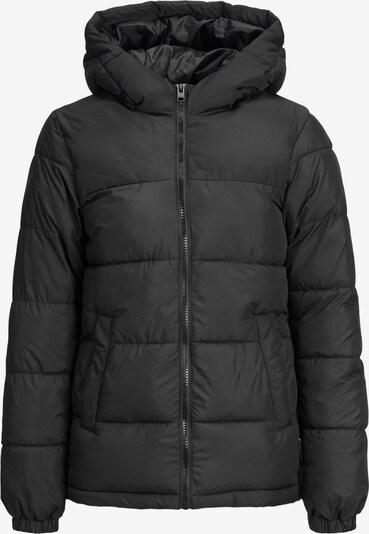 Jack & Jones Junior Winterjas 'Paul' in de kleur Zwart, Productweergave