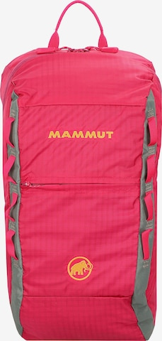 MAMMUT Sports Backpack in Red