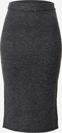 VILA Jupe en gris basalte, Vue avec produit