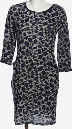 F&F Clothing & Fashion Langarmkleid in M in blau / hellgrau / schwarz, Produktansicht