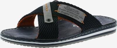 RIEKER Zapatos abiertos en navy / gris claro, Vista del producto