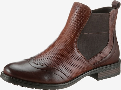 bugatti Boots in dunkelbraun, Produktansicht