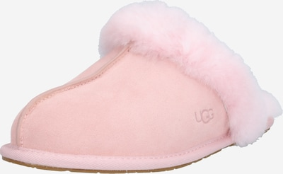 UGG Hausschuh in rosa: Frontalansicht