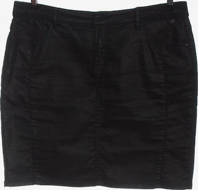 Geisha Minirock in XL in schwarz, Produktansicht