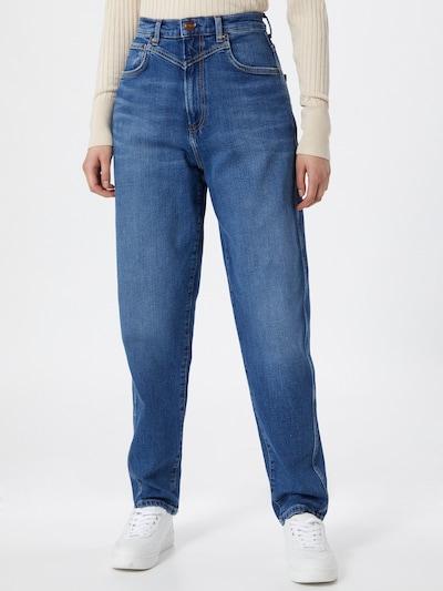 Pepe Jeans Jean 'RACHEL' en bleu denim, Vue avec modèle