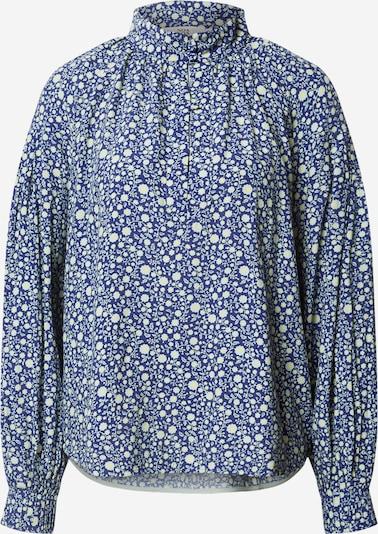 Noa Noa Bluse in blau / weiß, Produktansicht