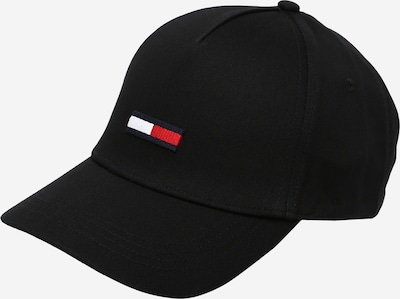 Tommy Jeans Cap in Dark blue / Red / Black / White, Item view