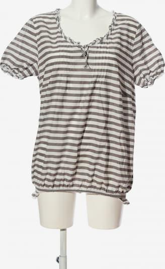 Gelco Kurzarm-Bluse in XXXL in schwarz / weiß, Produktansicht