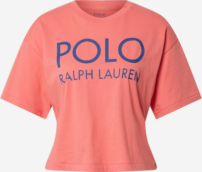 Polo Ralph Lauren Shirt in Blue / Pastel red, Item view