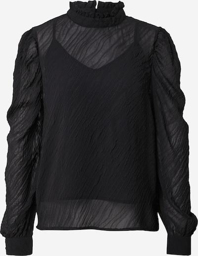 OBJECT Bluzka 'OBJFrancisca' w kolorze czarnym, Podgląd produktu
