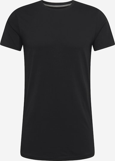 !Solid T-Shirt 'Dew' in schwarz, Produktansicht