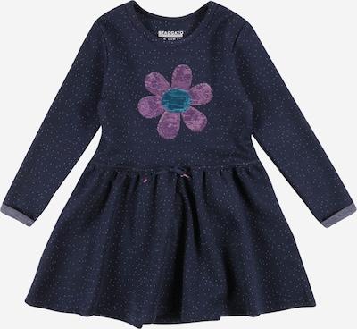 STACCATO Kleid in indigo / petrol / lila, Produktansicht