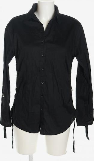 X-Mail Hemd-Bluse in M in schwarz, Produktansicht