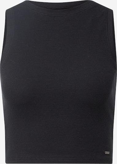 HOLLISTER Top in schwarz, Produktansicht