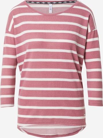 Hailys Μπλουζάκι 'Mia' σε ροζ