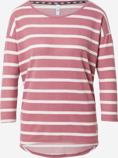 Hailys T-shirt 'Mia' en rosé / blanc, Vue avec produit